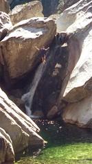 """Canyon du Poggio (Fiumorbu) : """"saut de la mort"""" pour Laurent"""