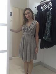Ada's graduation dress