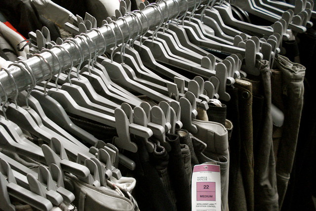 Clothes barn
