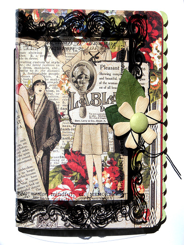 Fashionista Mini-Photo Book