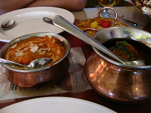 Curries @ Namskar
