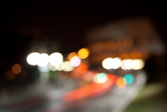 Rome out of focus (the_lighter) Tags: roma nikon notte colosseo sfocata longexposition