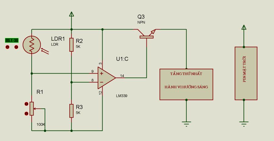 ROBOT HUONG SANG LM339 - 2