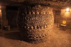 2009-06-20_1253-30 Paris catacombs (gunzel412) Tags: france geotagged iledefrance fra paris15 paris14observatoire geo:lat=4883398333 geo:lon=233244500