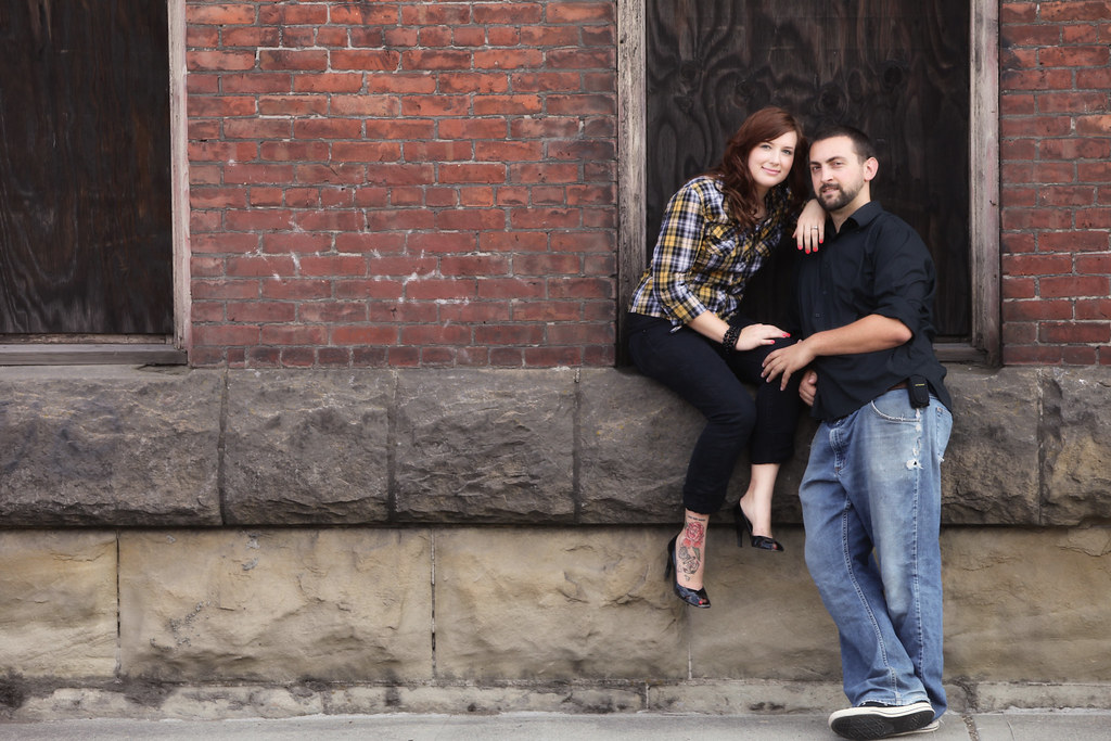 Engagement Photography for Peter & Trista