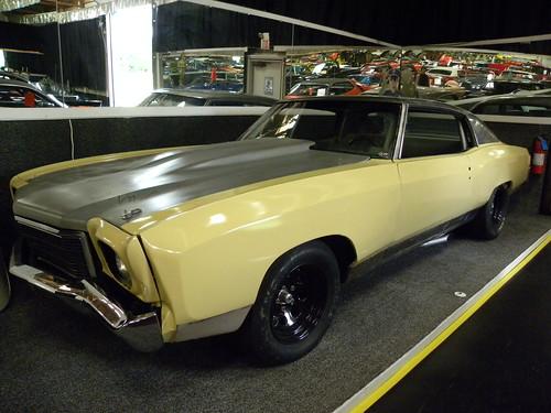 1971 Chevrolet Monte Carlo TOKYO DRIFT MOVIE CAR