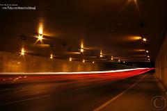 Speed Underground (MJ ♛) Tags: lighting street light cars night speed canon eos filter nd 1855mm filters efs doha qatar alahmadi nd4 40d ماجد الاحمدي cokinp malahmadi