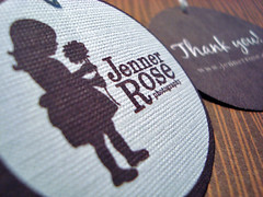 jenner rose photography - double-sided hang tags