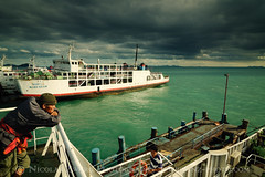 Nouveau Depart (NZ Photography) Tags: ocean voyage trip sea people d50 thailand boats nikon asia horizon tokina kohsamui southeast siam 1224mm nzphoto wwwnzphotocom nzphotography nzphotocom