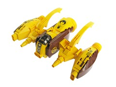 Niitaka - Sky Fighter (Fredoichi) Tags: lego space starfighter skyfi shmup fredoichi fightershooter