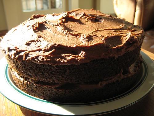 Chocolate Dump It Cake Npr