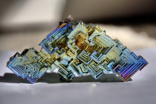 Cristal de Bismuto flickr