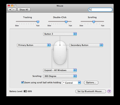 mighty mouse system preferences