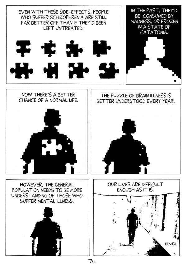 11 schizophrenia