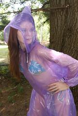PWSAugust2008044 (Paul Sharratt) Tags: bikini plasticraincoat