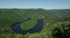 Meandre de Queuille II (pgauti) Tags: green river landscape pentax vert rivire 63 paysage puy aficionados puydedome sioule sigma1020 5photosaday lasioule k200d justpentax mandredequeuille queuille pgauti