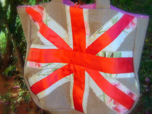 Union Jack bag (NelliD, Reino Unido)