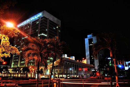 14-September-2009 - Milla de Oro at night HDR