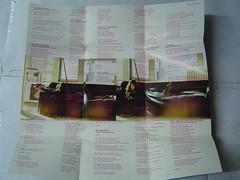 原裝絕版 1987年 中森明菜 Akina Nakamori Cross My Palm  錄音帶 中古品 4
