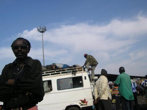 Gare Routier, Ziguinchor, Senegal
