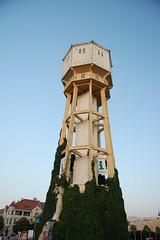 Water-tower, Sifok (Istvan) Tags: hungary watertower ivy highrise sifok