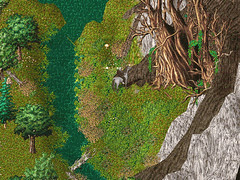 _blighted_grove (A'Laneth) Tags: legacy dungeons mondains