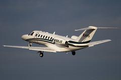 N100JS - JATO Aviation - Cessna 525B Citation CJ3 - Luton - 090311 - Steven Gray - IMG_0860