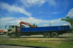 21 Ton Truck