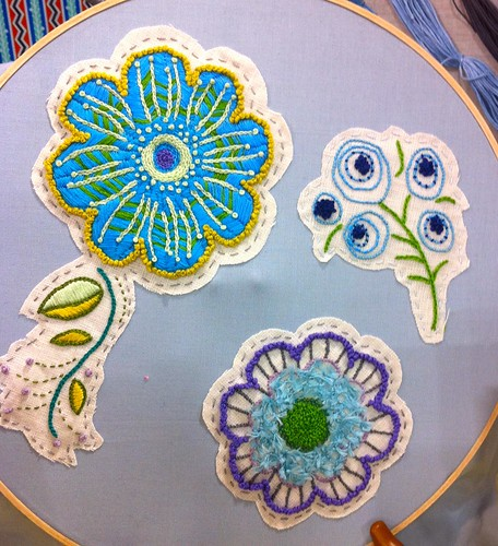 impressive embroidery