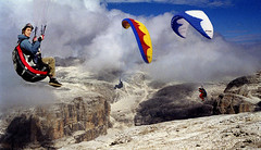 Hang Gliders Dolomites (davidcutts1) Tags: david dave photographic east walden essex hang gliders dolomites federation saffron cutts societies eaf anglian anawesomeshot wwwswcamcluborg swcamcluborg