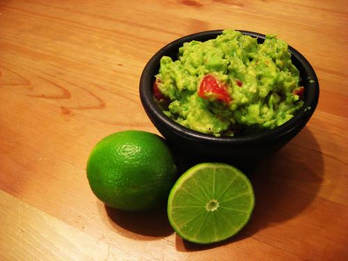 i made guacamole.