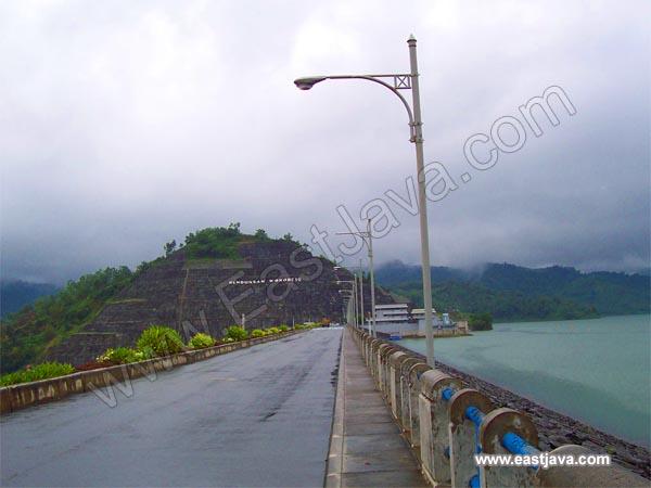 Wonorejo Dam - Tulungagung