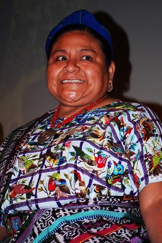 Rigoberta Mechu Photo