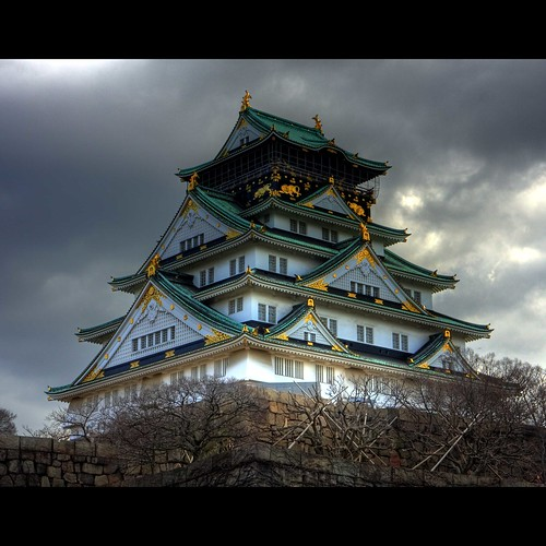 Osaka-jo por Tomobil.