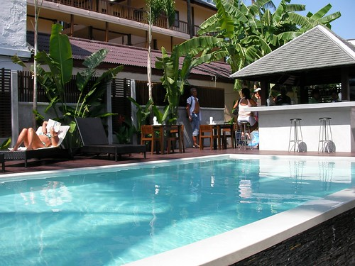 Koh samui Evergreen resort pool0