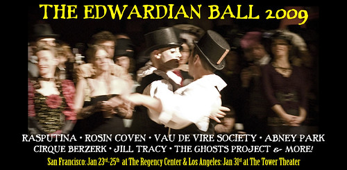 The Edwardian Ball 2009