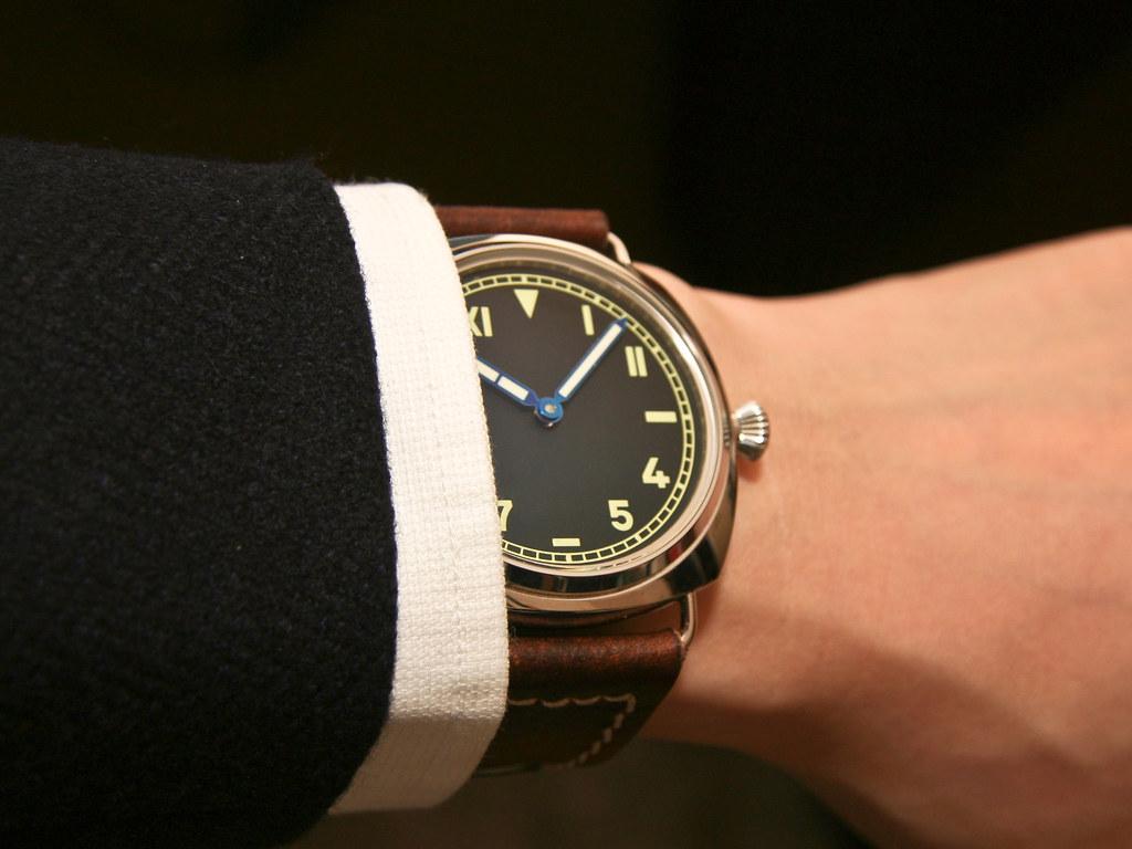 Dress wristshot - Marina Militare 1936