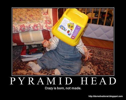 pyramid-head