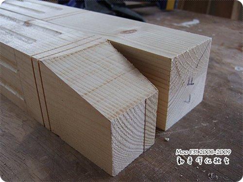 手作木工化妝台-11