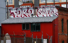 Toro, Sufer (funkandjazz) Tags: sanfrancisco california ca graffiti mta toro sufer