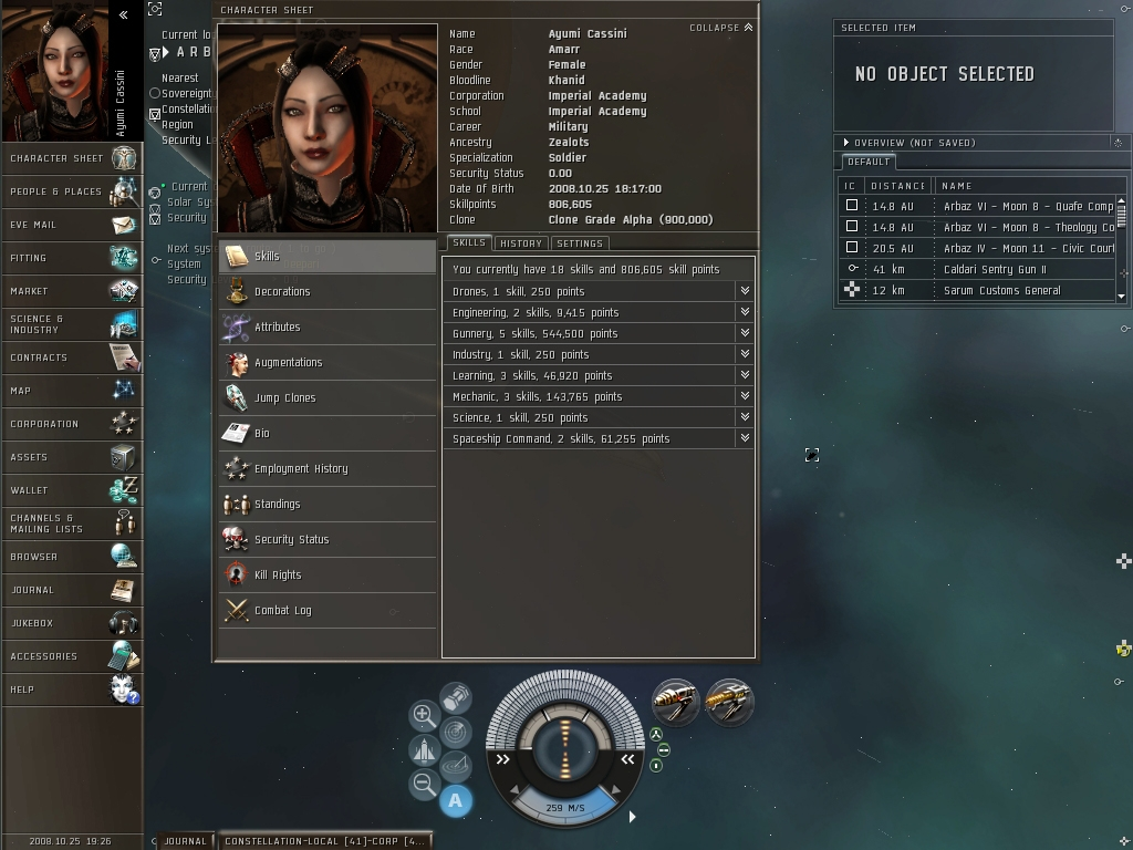 Trading bot eve online