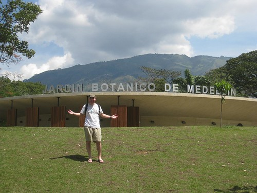 Botanical Gardens of Medellin