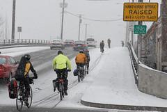 Snowy commute-6