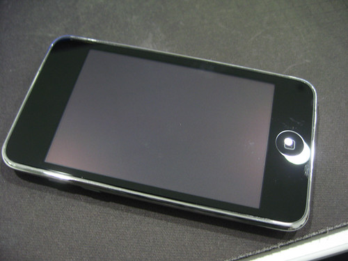 MY iPod Touch!!