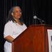 Board member Donna Drake-Clark