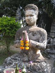 Buddha Park -  Vientiane, Laos