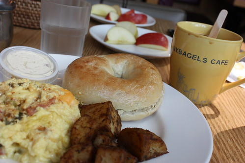 NY begal brunch