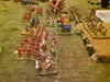 PAW 2009 The Carthagians Allied Celts Engage the Roman Allied Thracians & Spanish