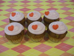 little heart cuppies