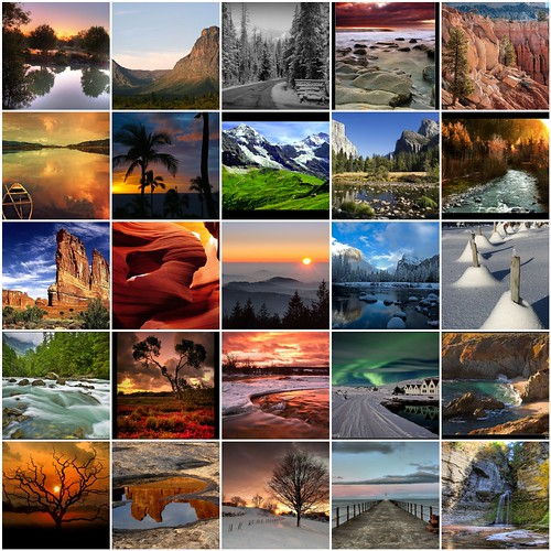 Landscape Beauty Photos of the Day Vol 1